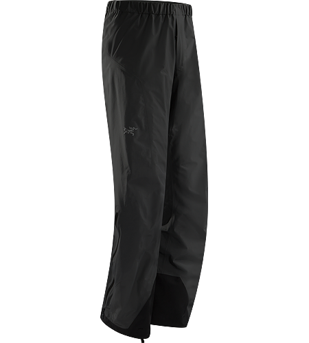 Beta SL Pant Men's Lightweight, packable, waterproof and breathable GORE-TEX® pant, designed for maximum mobility. Designed for take-along emergency use when the weather takes a turn for the worse.