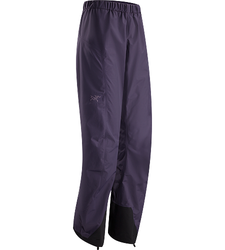 Beta SL Pant Women's Lightweight, packable, waterproof and breathable GORE-TEX pant, designed for maximum mobility. Designed for take-along emergency use when the weather takes a turn for the worse.