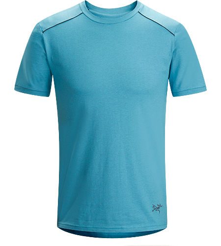 Candidate Crew SS Men's Comfortable, easy-wearing short sleeve T-shirt constructed with a cotton/polyester blend jersey textile that provides durable performance.