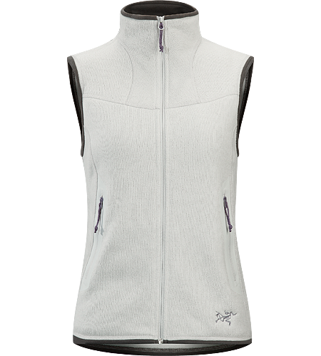 Covert Vest Women's Breathable fleece vest with a casual design; Ideal for layering to maintain core warmth.