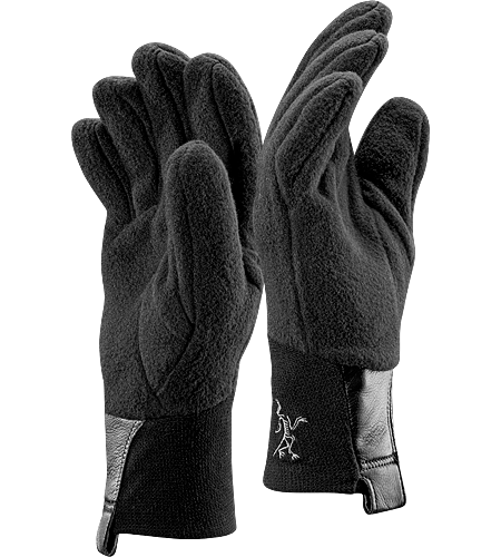 Delta AR Glove Breathable, insulated glove; Ideal for use as a warm insulation layer, or on their own on cold dry days