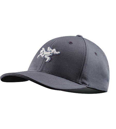 Embroidered Bird Cap Klassische Cap mit gesticktem Logo auf der Vorderseite