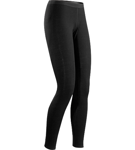 Eon SLW Bottom Women's Lightweight, base layer bottoms, constructed using Merino Wool to maximize moisture management; Ideal for active use and during extended backcountry trips.