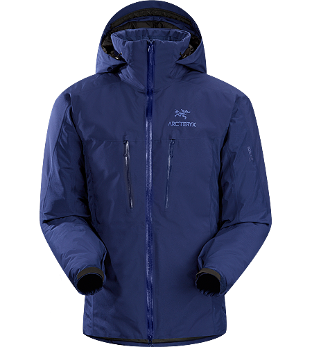 Fission SV Veste Homme Entirement refaite avec un tissu GORE-TEX Pro amlior  l'endroit plus doux et une isolation Coreloft. Notre veste toute montagne, isolante, entirement rsistante  l'eau la plus chaude.