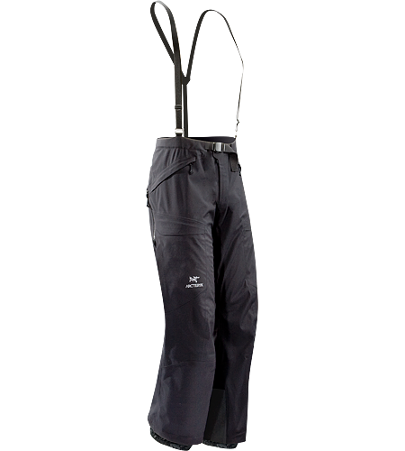Fury AR Pant Men's Windproof, vented, articulated pant constructed with WINDSTOPPER textile.