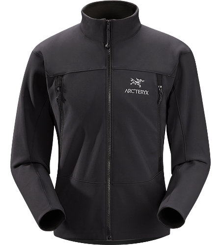 Gamma AR Jacket Men's Highly breathable, insulated, softshell jacket with anatomical shaping for maximum mobility.
