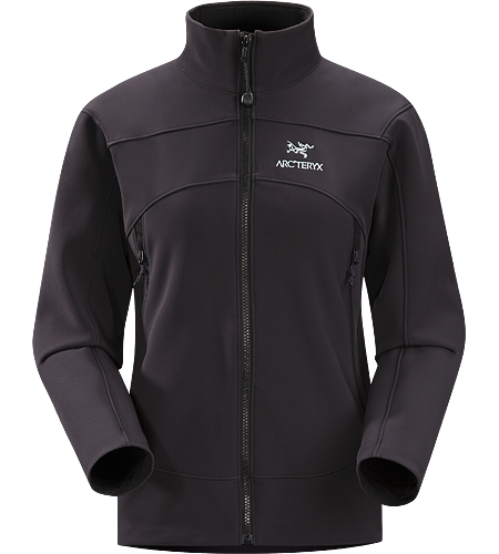Gamma AR Jacket Women's Highly breathable, insulated, softshell jacket constructed with Fortius3.0 textile and patterned with anatomical shaping for maximum mobility.
