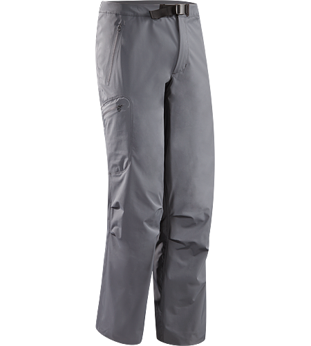 Gamma LT Pant Men's Lightweight and breathable softshell pant, designed for maximum mobility during outdoor activities.