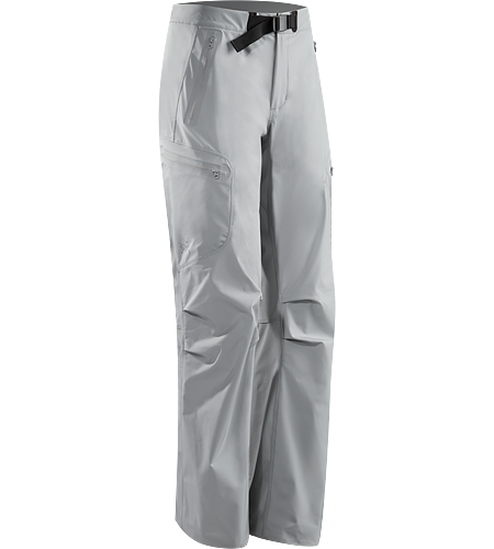 Gamma LT Pant Women's Lightweight and breathable softshell pant, designed for maximum mobility during outdoor activities.