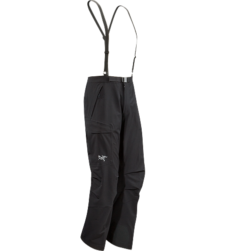 Gamma SK Pant Men's Lightweight, durable and breathable softshell ski pants, designed for superior mobility during ski touring