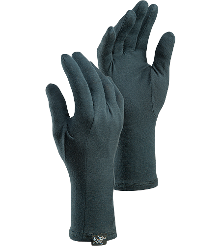 Gothic Glove Lightweight, base layer glove; Ideal as a layering system for additional warmth