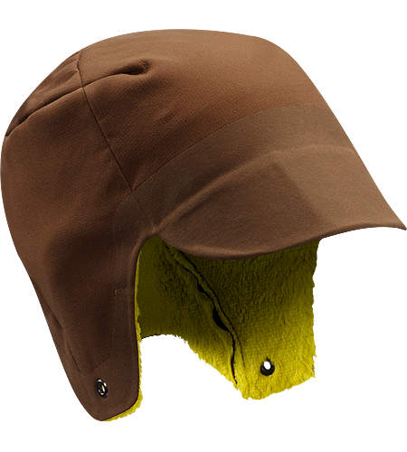 Hyllus Bonnet Bonnet de style chasseur avec rabats pour les oreilles, fabriqu dans un polaire rsistant aux intempries et isolant.