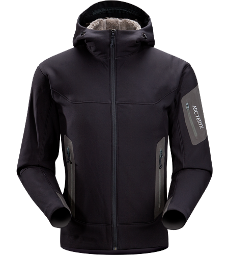 Hyllus Hoody Men's Formerly known as the Hercules Hoody. Ideal as mid-layer insulation; pill-free, highly breathable, high-loft, insulated hoody