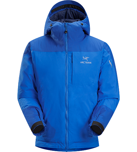 Kappa Hoody Men's Highly insulated, windproof, breathable jacket constructed with enhanced WINDSTOPPER® fabric with a softer face, and reinforced shoulders and arms; ideal for active pursuits in freezing weather.
