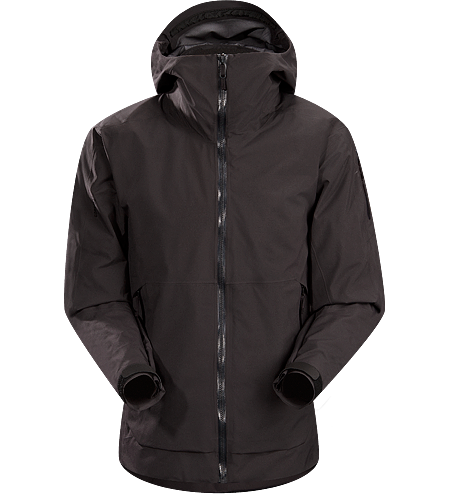 Keibo Jacket Men's Relaxed fitting GORE-TEX and Coreloft insulated waterproof jacket, designed for deep powder skiing and riding