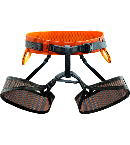 M270 Men's Lightweight, comfortable harness designed for performance-focused ice and mixed climbers.