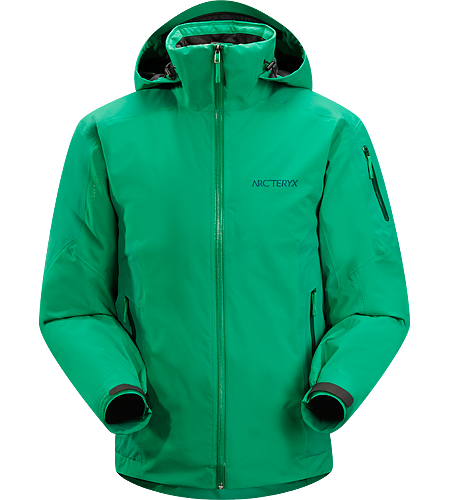 Mako Jacket Men's Waterproof, insulated, athletic fit snowsports jacket designed for all around skiing and riding.