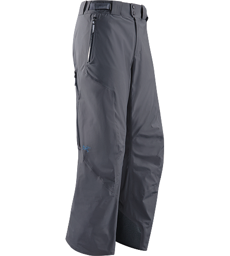 Mako Pant Men's Waterproof, insulated athletic-fit ski pants, designed to be pared with the Mako jacket to deliver technical performance for all around skiing and snowboarding