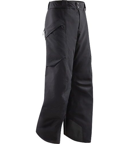 Micon Pant Men's Relaxed fitting GORE-TEX and Coreloft insulated waterproof pants, designed for big mountain adventures and on/off piste skiing and riding.