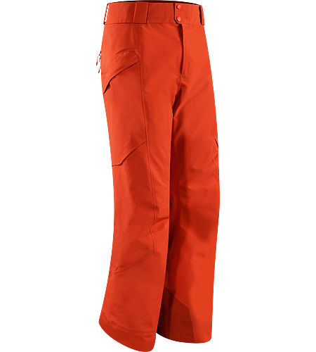 Micon Pant Men's Relaxed fitting GORE-TEX® and Coreloft™ insulated waterproof pants, designed for big mountain adventures and on/off piste skiing and riding.