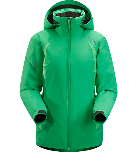 Moray Jacket Women's Waterproof, insulated, athletic fit GORE-TEX® jacket with Coreloft™. Ideal for all around skiing and snowboarding.