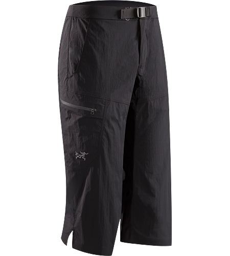 Palisade Capri Women's Newly redesigned for 2012. Women's specific design; lightweight, breathable, quick-drying capri pant.