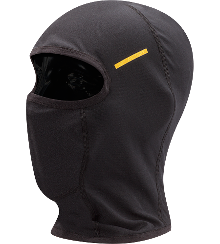 Phase AR Balaclava Full face coverage balaclava constructed with breathable, moisture-wicking Phase base layer textile