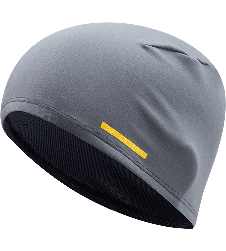 Phase AR Beanie Low profile, lightweight, moisture wicking beanie constructed using Phasic base layer textiles; Ideal for all weather running and aerobic activities
