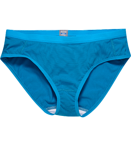 Phase SL Brief Women's Lightweight, moisture-wicking women's bikini-style brief constructed using super lightweight Phasic™ textile for excellent moisture management during stop-and-go activities.