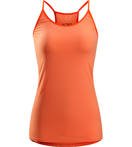 Phase SL Camisole Women's Newly redesigned with enhanced textile. Lightweight, form-fitted camisole top; Ideal as a lightweight insulation layer during aerobic activity in cooler conditions.