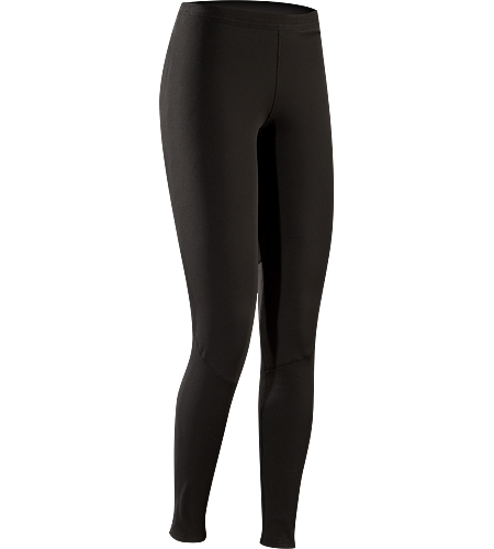 Phase SV Bottom Women's Newly redesigned with enhanced textile and composite construction. Moisture-wicking base-layer, constructed using odour-control fabric; Ideal as mid-level insulation during aerobic activities