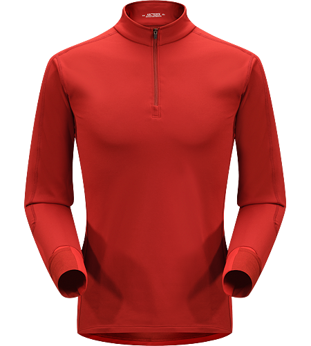 Phase SV Comp LS Men's Newly redesigned with enhanced textile. Breathable, quick drying, long sleeved base layer top constructed using two weights of performance Phasic fabrics that disperse moisture quickly to increase comfort during high-output activity.