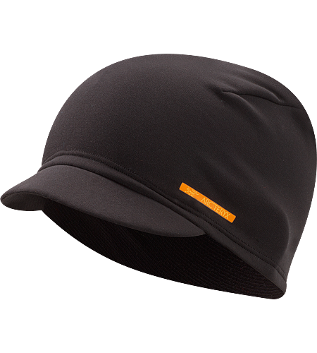 Phase SV Toque Casquette facilement compresible, avec un bord lamin pliable et faite en textile Phase SV pour un confort dperlant.