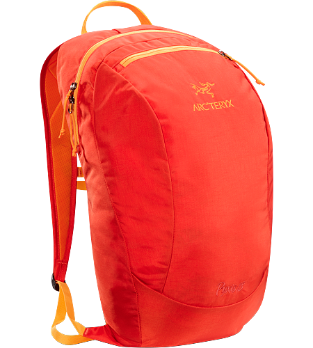Pyxis 18 Lightweight construction, 18 litre volume, take-along access bag designed for day hiking, or lead climbing