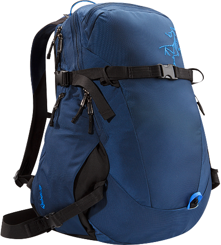 Quintic 28 Komfortabler, robuster Rucksack mit konturiertem Rckenteil und Befestigungssystem fr Skier/Snowboard. Ideal fr den Einsatz im Alltag und auf Tagestouren.