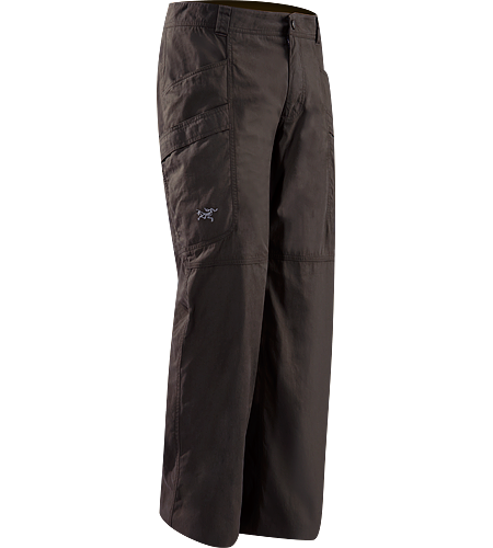 Raider Pant Men's In neuem Design fr 2012: Mit leichteren Materialien und berarbeiteter Ausfhrung der Taschen. Robuste Hose aus Baumwoll-Canvas in urbanem Stil mit anatomischer Schnittfhrung.