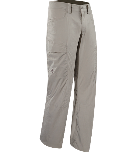 Rampart Pant Men's Lightweight and breathable pants patterned for maximum mobility and styled for urban use.