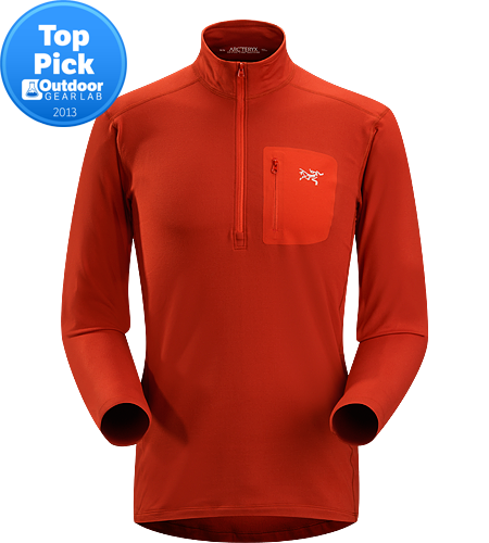 Rho LT Zip Neck Men's Newly redesigned with enhanced textile and a revised fit. Lightweight, moisture-wicking base layer shirt with odour-control fabric.