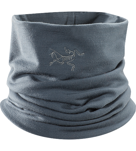 Rho LTW Neck Gaitor Lightweight Wool/Spandex mix neck gaiter keeps the snow out and the warm in.