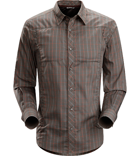 Ridgeline Shirt LS Men's Lightweight, wrinkle resistant long-sleeved shirt