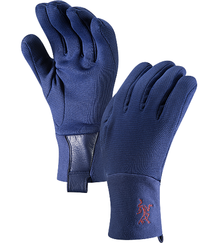 Rivet AR Glove Versatile, breathable, wind-resistant glove; Ideal as a stand-alone glove, or as a layering insulation layer
