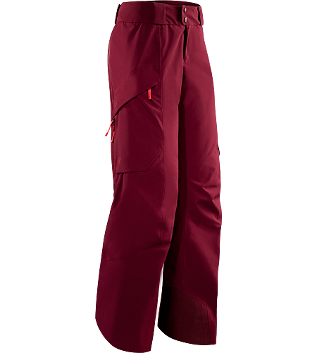 Sarissa Pant Women's Waterproof, insulated ski pants, designed to be paired with the Sarissa Jacket for ultimate cold weather comfort on the ski slopes.