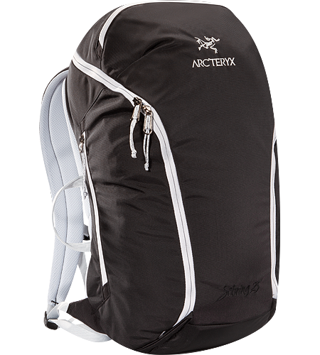Sebring 25 Versatile 25 litre, fully opening climbing/hiking day bag that also works well as an urban commuter pack.
