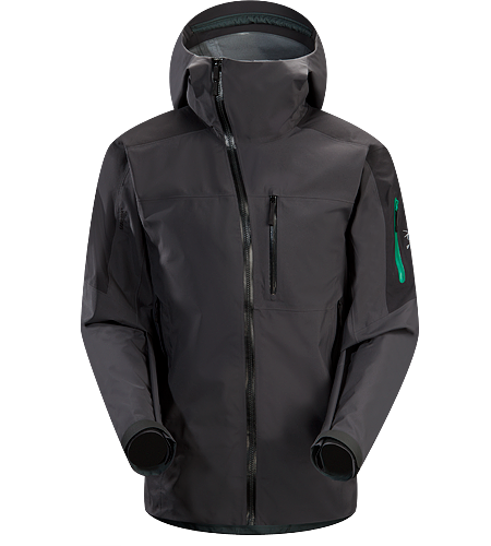 Sidewinder SV Jacket Men's Newly redesigned with enhanced GORE-TEX Pro fabric with a softer face. Tough waterproof hardshell. Sidewinder front zipper curves away from your face. Our most durable snowsports specific waterproof shell.