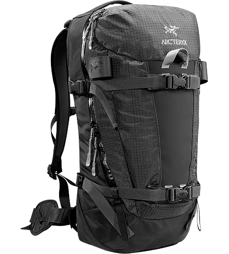 Silo 30 Snowsport specific backpack with backcountry features and ski and snowboard wrap system.