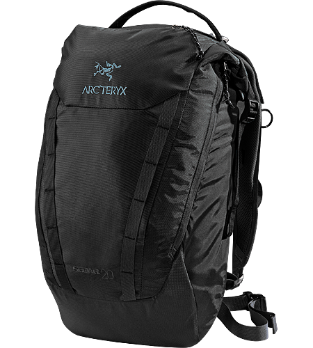 Spear 20 Daypack mit RollTop Verschluss; fr den Einsatz in der City oder auf weniger Anspruchsvollen Trails.