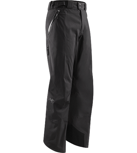 Stingray Pant Men's Newly redesigned: Waterproof GORE-TEX® Soft Shell pants, ideal for all around skiing and snowboarding.