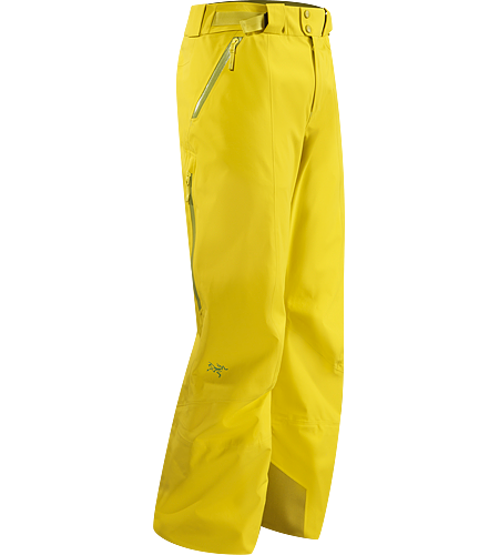 Stingray Pant Men's Newly redesigned: Waterproof GORE-TEX Soft Shell pants, ideal for all around skiing and snowboarding.