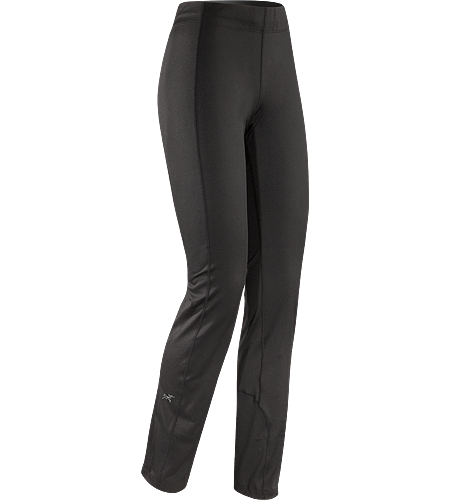 Stride Tight Women's Stretchy, go-anywhere tights constructed with warm, jersey knit Altasaris™ textile. Ideal for high-output activities in cold weather such as winter running and cross country skiing