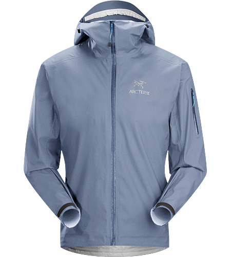 Tecto FL Jacket Men's Our lightest and most breathable waterproof GORE-TEX rain jacket in our product line-up. Designed with a minimalist feature set; ideal for emergency wet weather protection